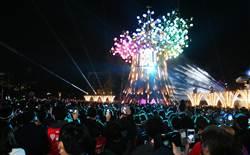 台灣燈會「森生守護-光之樹」 蔡英文點燈讚國際盛會