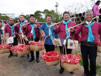 寶山「打中午文化季」登場 鬧熱滾滾