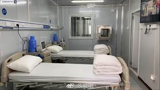 武漢雷神山醫院今天啟用 收治患者