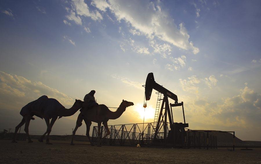 中國3月將與沙國簽定新的原油供應合約,外界最關注每天供應量的減少幅度。圖/美聯社