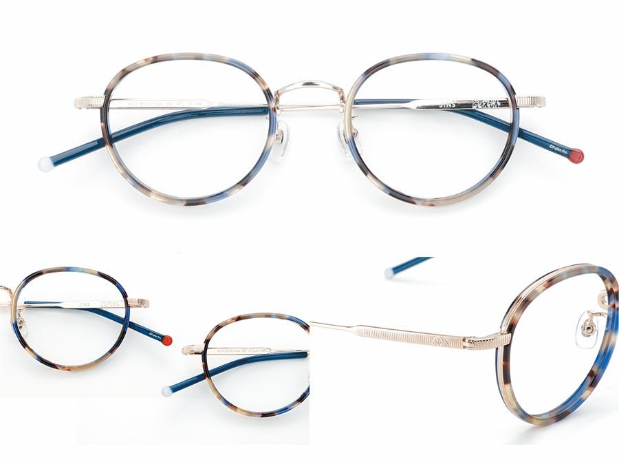 日本JINS眼鏡推出哆啦A夢聯名眼鏡在日本造成轟動,來台上市可望勾起一波懷念收藏風。圖/JINS提供