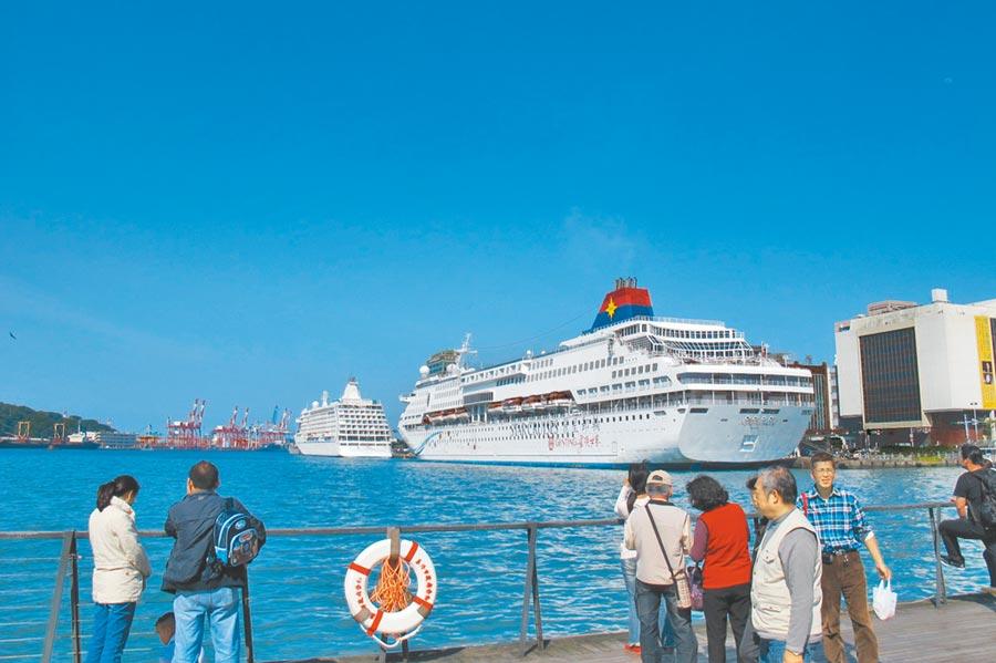 寶瓶星號今日將返抵基隆港西三碼頭。(本報資料照片)