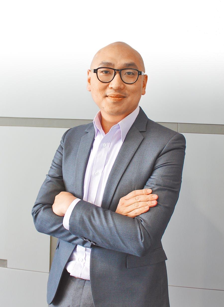 瑞普萊坊市場研究暨顧問部總監黃舒衛
