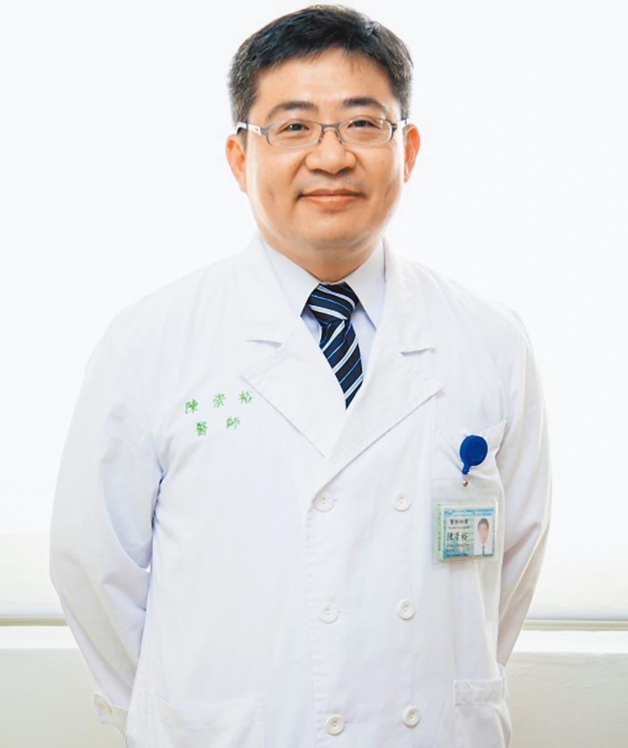台大雲林分院胸腔科陳崇裕(陳崇裕醫師提供)