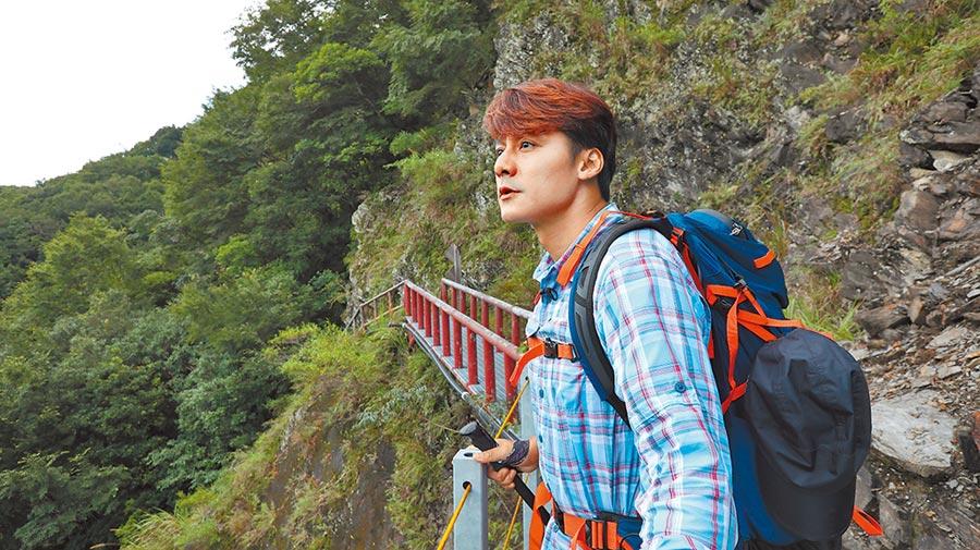 父子斷崖是屬於落差極大之斷崖,且時常有落石,行進時要特別注意安全。(亞洲旅遊台提供)