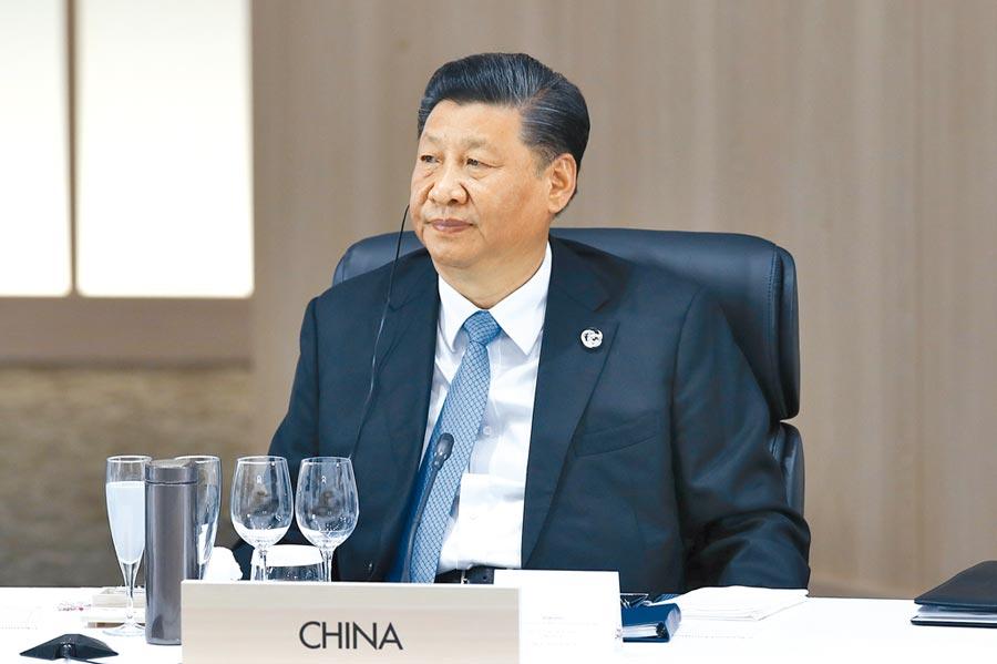 大陸國家主席習近平直言,有信心戰勝疫情。(中新社資料照片)