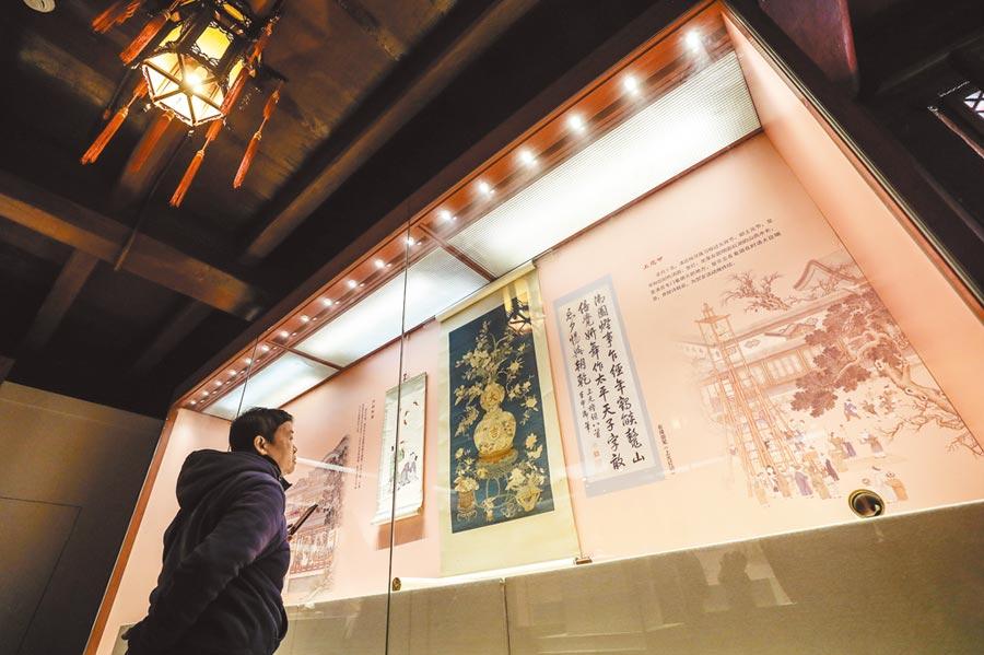 瀋陽故宮博物館啟動「線上博物館」。(新華社)