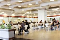 食堂祭「紙板」防疫 網:致敬名店