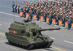 俄「聯盟SV」速射榴砲 每分鐘16發