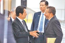 準副總統首入華府 台美關係續升級