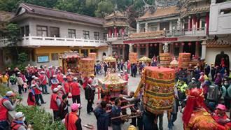 白杞寮遶境慶典文化 在地人極力守護