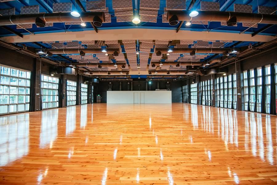 台北试演场历经半年整修,将再重新开放。(台北表演艺术中心提供)