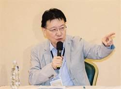 新冠肺炎病毒會人傳人 趙少康:我可能是第一個講的