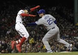 MLB》紅襪急轉彎 貝茲仍要去道奇