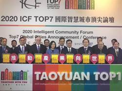 國際智慧城市頂尖論壇國外會員改線上參與