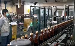 屏東酒廠啟動75度酒精生產線 酒廠籲勿搶購囤貨
