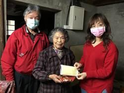 社會局助弱勢親送口罩 意外協助阿伯止血