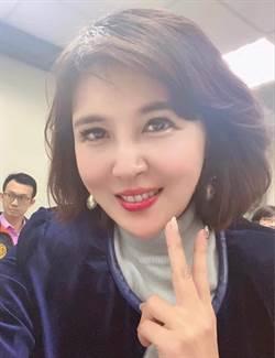 北市議員王欣儀 宣布退出國民黨中常委選舉