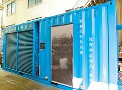 獲能源局補助 元寧廠區用加氫站 機動性高