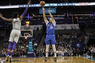 NBA》柯瑞不在家 兩項紀錄被超越!