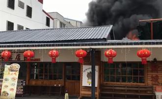 花蓮知名「佳興冰果室」傳火警 店內多人受傷