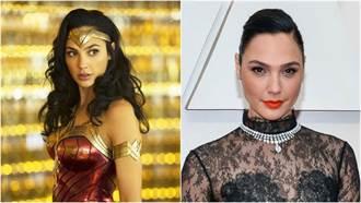 奧斯卡2020》《女超人》蓋兒加朵黑紗遮點!「半球露出」網暴動