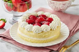 草莓季來了 全聯8款草莓甜點49元起