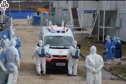 武漢火神山醫院 收治患者超過800人