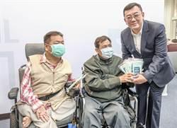 新竹市議長許修睿募集愛心口罩 給身障團體應急