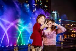 新加坡國際團隊操刀 新北碧潭水舞2月14日情人節登場