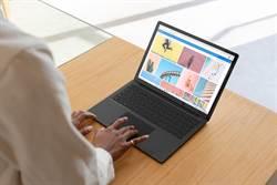 11.5小時續航 微軟Surface Laptop 3觸控筆電在台上市