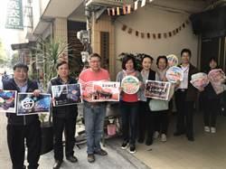 中市西屯區公所團隊宣導防疫 熱心行銷台灣燈會