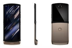 可摺疊手機夯 爆料指出摩托羅拉將推金色razr搶市