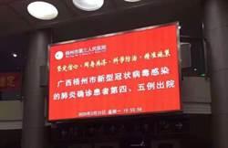 2020武漢風暴》治癒率100%!廣西梧州5名確診病例全數出院