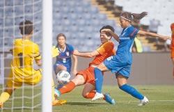0︰5不敵大陸 中華女足 無緣踢進東京奧運