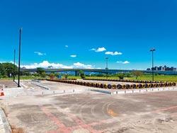 新北第6座 新莊機車路考練習場啟用