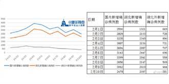 2020武漢風暴》2張圖6條線 一眼看懂陸疫情趨勢關鍵時刻