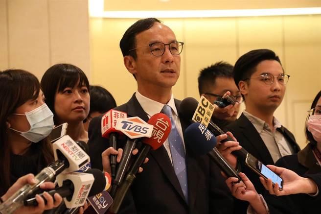 朱立倫投書外媒提醒WHO、北京 讓台灣參與WHO