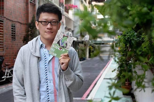 創作領域多元的插畫家阿尼默以去年出版漫畫集《小輓:阿尼默漫畫集》,獲得今年波隆納書展新增的拉加茲童書獎青年漫畫類首獎。(本報資料照片)