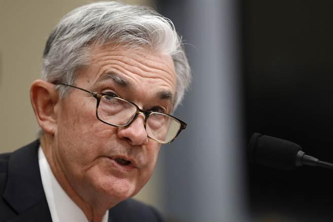 美國聯準會(Fed)主席鮑爾。(美聯社資料照片)