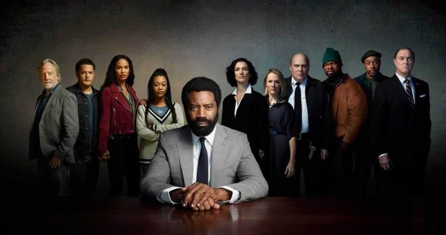 愛奇藝搶攻美劇市場,新劇《重生律師》同步北美跟播。(圖/愛奇藝台灣站提供)