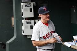 MLB〉春訓前夕 羅尼克出任紅襪「臨時」總教練