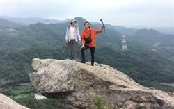 82歲女達人帶路登山吳俊諺自招懼高腿軟
