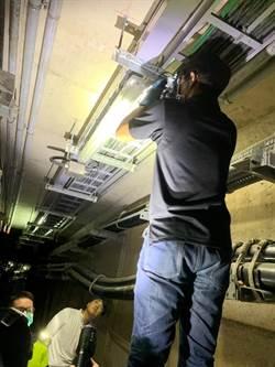 警攔查車輛 意外破獲毒蟲偷500萬電纜