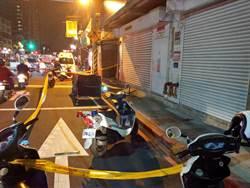 北市西藏路大樓  驚傳婦人墜落