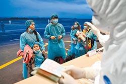 越南首例 3月大女嬰境內感染