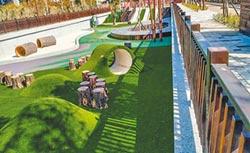 竹縣盤點公園 打造共融式遊樂空間