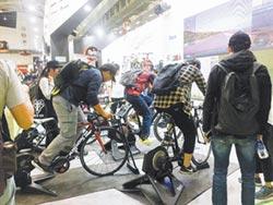 疫情波及 3月自行車展延期