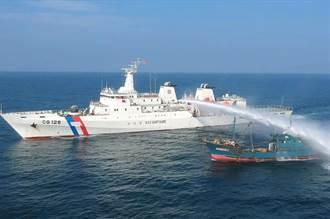 司法史上首例 陸籍抽砂船沒入拍賣