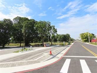 台南市地重劃新營長勝營區完工 3月將啟用